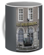 Mardi Gras Fountain Cologne German Coffee Mug