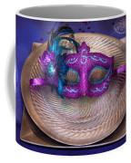 Mardi Gras Theme - Surprise Guest Coffee Mug