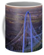 Margaret Hunt Hill Bridge Central Arch Coffee Mug
