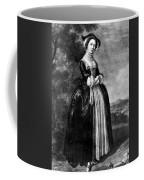 Margaret Woffington (c1714-1760) Coffee Mug