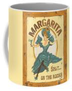 Margarita Salt On The Rocks Coffee Mug