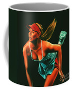 Maria Sharapova  Coffee Mug
