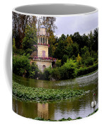 Marie - Antoinette's Estate Palace Of Versailles - Paris Coffee Mug