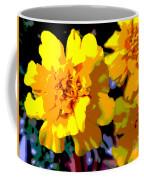 Marigods In The Hot Sun Coffee Mug