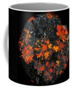 Marigold Fire Coffee Mug