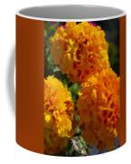 Marigold Mops Coffee Mug