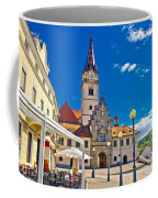 Marija Bistrica Marianic Sanctuary In Croatia Coffee Mug by Brch Photography