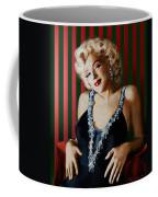 Marilyn 126 D Stripes Coffee Mug