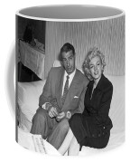 Marilyn Monroe And Joe Dimaggio Coffee Mug