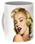 Marilyn Monroe 08 Coffee Mug