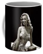 Marilyn Monroe Photo By J.r. Eyerman 1947-2014 Coffee Mug