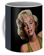 Marilyn Monroe 2 Coffee Mug by Paul Meijering