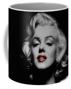 Marilyn Monroe 3 Coffee Mug by Andrew Fare