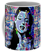 Marilyn Monroe 3 Loved.lost.loved Again Coffee Mug