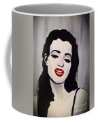 Marilyn Monroe Aka Norma Jean The Beginning Coffee Mug