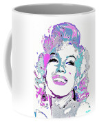 Marilyn Monroe I Want To Be Loved By You Coffee Mug