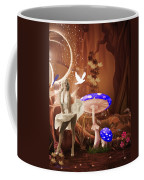Marilyn Monroe In Fantasy Land Coffee Mug