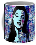 Marilyn Monroe. Loved Lost . Loved Again 2 Coffee Mug