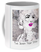 Marilyn Monroe Movie Poster Coffee Mug