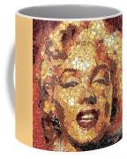 Marilyn Monroe On The Way Of Arcimboldo Coffee Mug