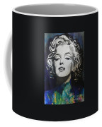 Marilyn Monroe..2 Coffee Mug by Chrisann Ellis