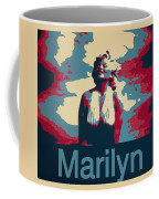 Marilyn Poster Coffee Mug
