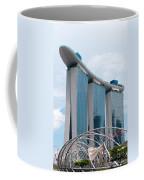 Marina Bay Sands Hotel 01 Coffee Mug
