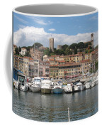 Marina Cannes Coffee Mug