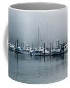 Marina Fog Coffee Mug