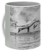 Marine Excitement... Coffee Mug