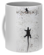 Marine Iguanas Galapagos Coffee Mug