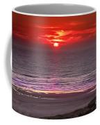 Marine Sunset Coffee Mug