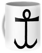 Mariner's Cross Coffee Mug
