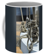 Mariners Knots Coffee Mug