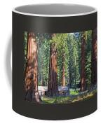 Giant Sequoias Mariposa Grove Coffee Mug