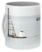Maritime Dreams... Coffee Mug by Nina Stavlund