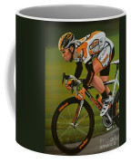 Mark Cavendish Coffee Mug by Paul Meijering