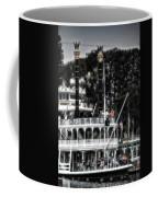 Mark Twain Riverboat Frontierland Disneyland Vertical Sc Coffee Mug