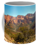 Markaqunt  Mesa In Kolob Coffee Mug