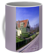Marken Village Architecture Coffee Mug
