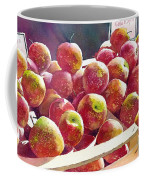 Market Apples Coffee Mug