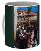 Market Busker 10 Coffee Mug