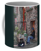 Market Busker 15 Coffee Mug