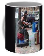 Market Busker 18 Coffee Mug