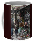 Market Busker 8 Coffee Mug