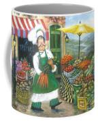 Market Chef Coffee Mug