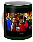 Market Day In Chinatown  Coffee Mug
