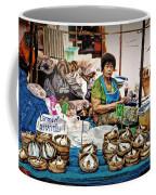 Market Fish Coffee Mug