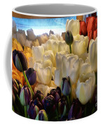 Market Flowers Coffee Mug