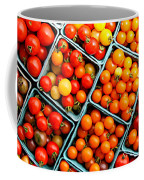 Market Fresh Tomatos Coffee Mug